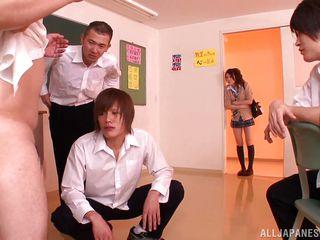 Учитель и студент секс