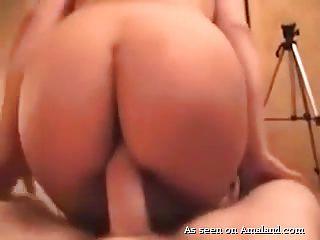 Русское любительское порно дома